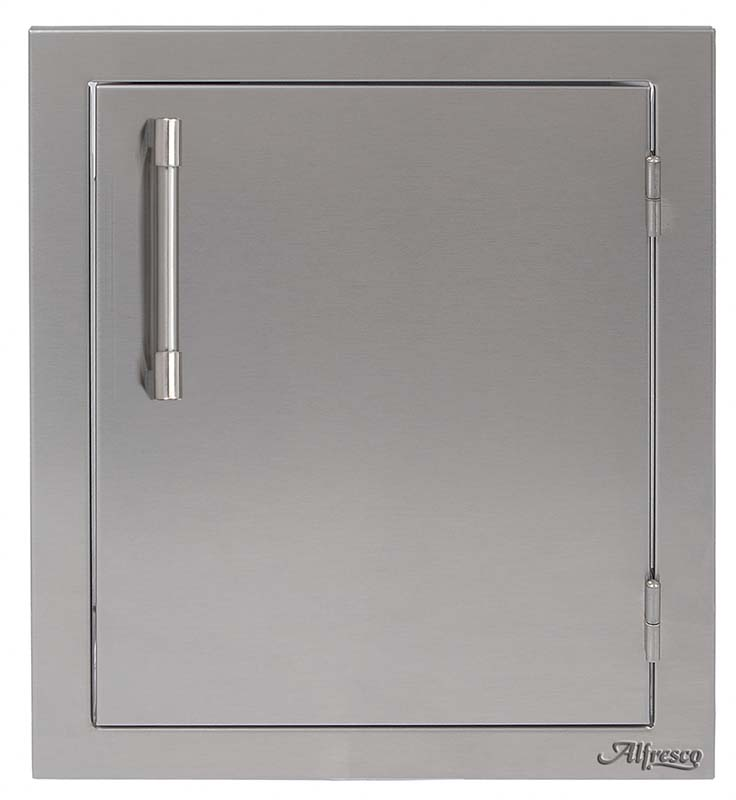 "Alfresco 17"" Single Access Door"