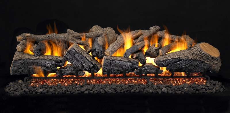 RealFyre Large Set Gas Logs