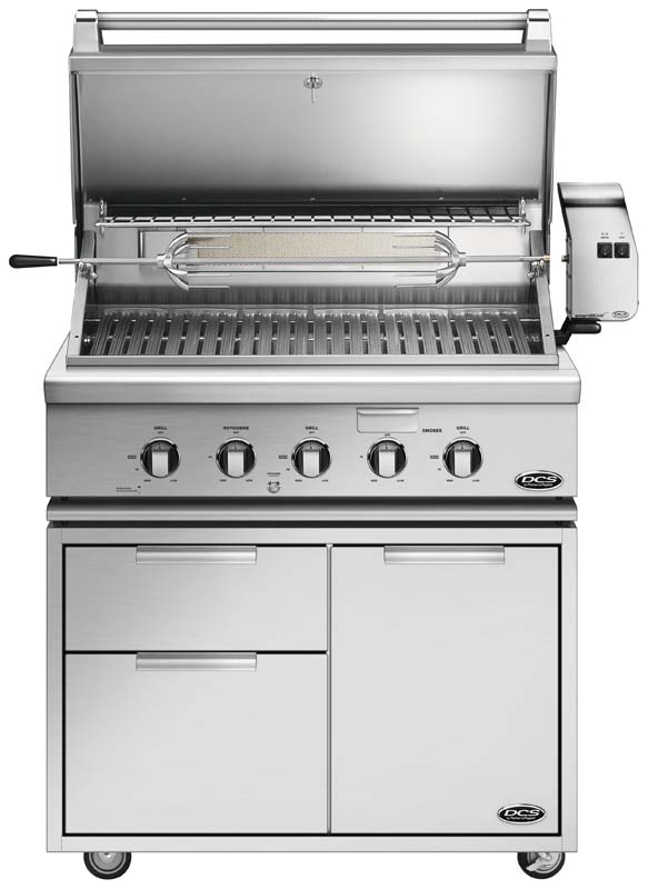 "36"" DCS Grill"