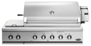 """48"""" DCS Integrated Grill"""