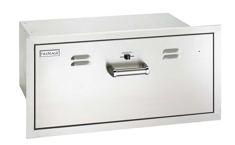 FireMagic Electric Warming Drawer