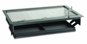 FireMagic Firemaster Drop-In Charcoal Grill