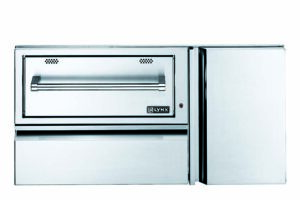 "Lynx 42"" Warming Drawer & Convenience Center"