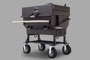 """Yoder 36"""" Charcoal Grill"""