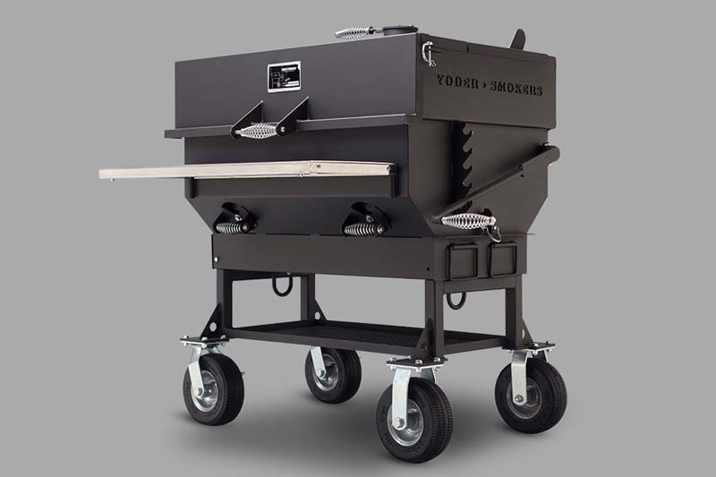"Yoder 36"" Charcoal Grill"