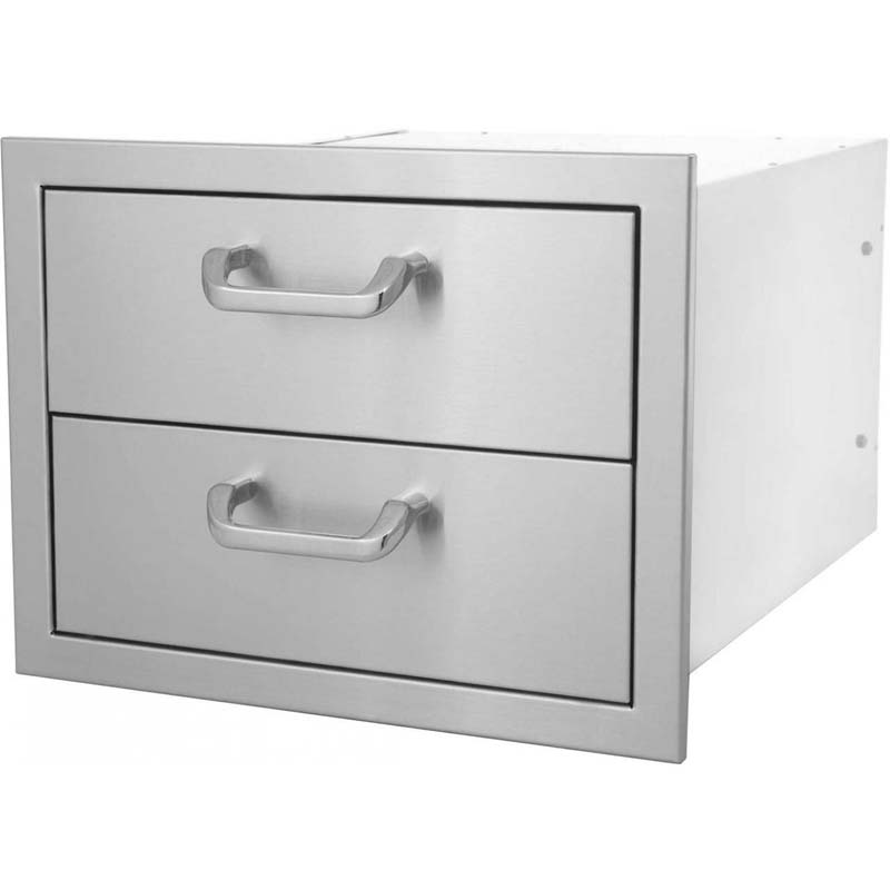 PCM Double Drawer