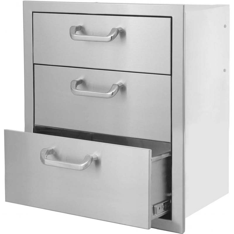 PCM Triple Drawer